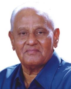 Late Rasiklal C. Patel