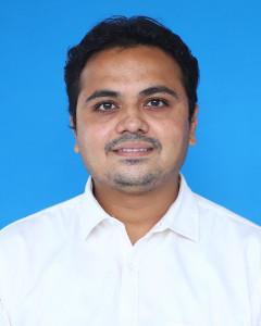 Mr. Milkesh P. Jain