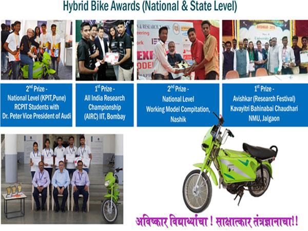 Hybrid Bike Awards (National & State Level)