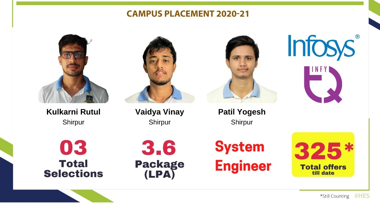 Infosys Campus Placement 2020-21