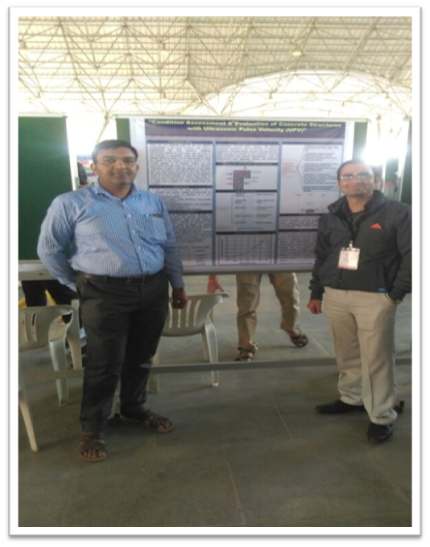 Participated in poster presentation in the District level/ University level research convention Avishkar- 2016, organised by North Maharashtra Univeristy, Jalgaon.