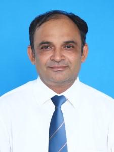 Prof. Vinodkumar Ramesh Patil