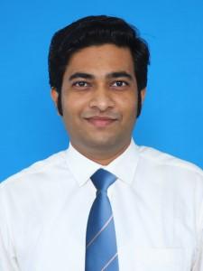 Prof. Vishal Pramod Patil