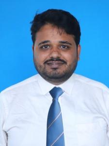 Prof. Vediya Sitaram Raghuvanshi