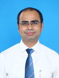Mr. Rajendra Dinkar Patil