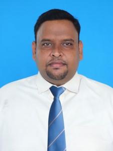 Mr. Vikram Jitendrakumar Patel